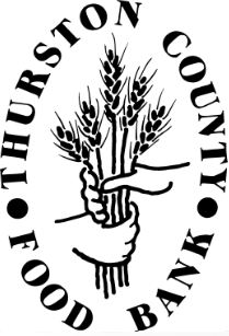 Thurston County Food Bank logo