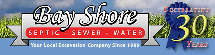 Bay Shore logo art